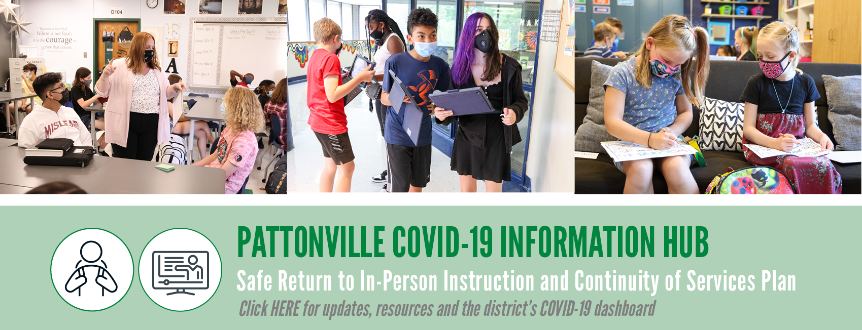 COVID-19 Info Hub